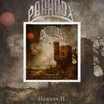 """Paradox : Sortie du nouveau single et de la vidéo """"Priestly Vows"""" / Sortie du nouvel album """"Heresy II - End Of A Legend"""" le 24 septembre !"""