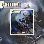 """Thor, nouvel """"Alliance"""". Ecoutez """"Niflhel (Realm Of The Dead)"""" avec Björn Strid, chanteur de Soilwork"""