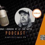 [Interview] – 213Rock Harrag Melodica – avec Tomas Lindberg du groupe At The Gates