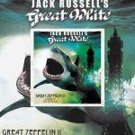 Jack Russell's Great White, sortira Great Zeppelin II : A Tribute To Led Zeppelin le 13 août