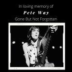 Une pensée pour Pete Way ! 🤘