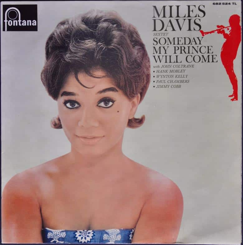 Image result for trumpeter miles davis someday my prince will come