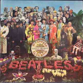 Beatles The Sgt Pepper S Lonely Hearts Club Band