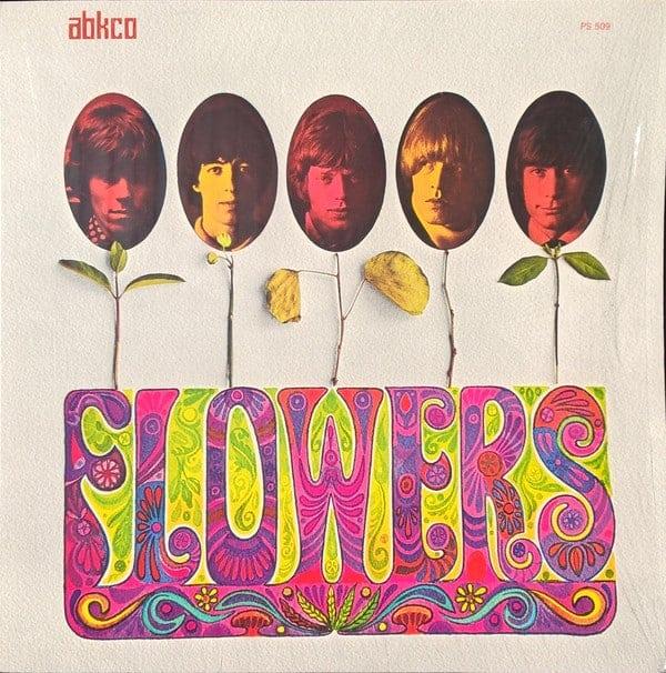 The Rolling Stones Flowers Vinyl Pussycat Records