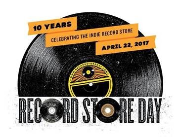 Samstag 22. April – RecordStoreDay 2017