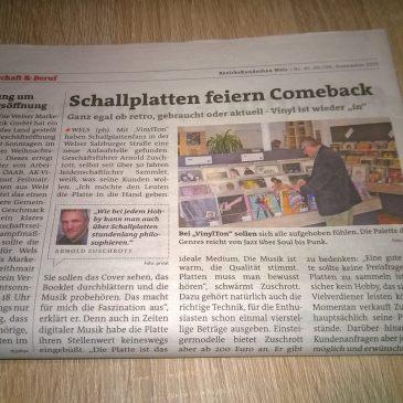 BezirksRundschau Wels