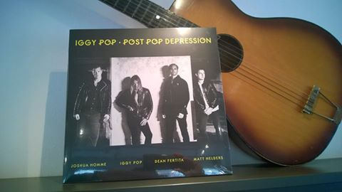 Lange erwartet … Iggy Pop