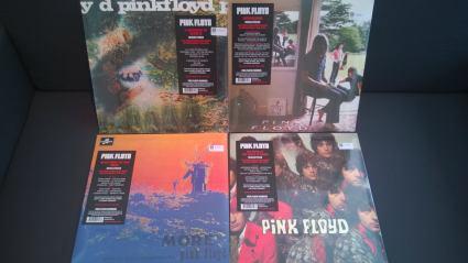 Neuheiten Pink Floyd 2016