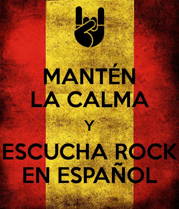 Relojes rock Español