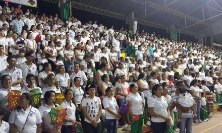 AUDIO   50 años celebra el colegio Juan Jose Rondón de Paz de Ariporo