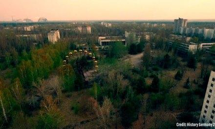 #violetaenlahistoria: Un día como hoy hubo una gran explosión en la central nuclear de Chernóbil
