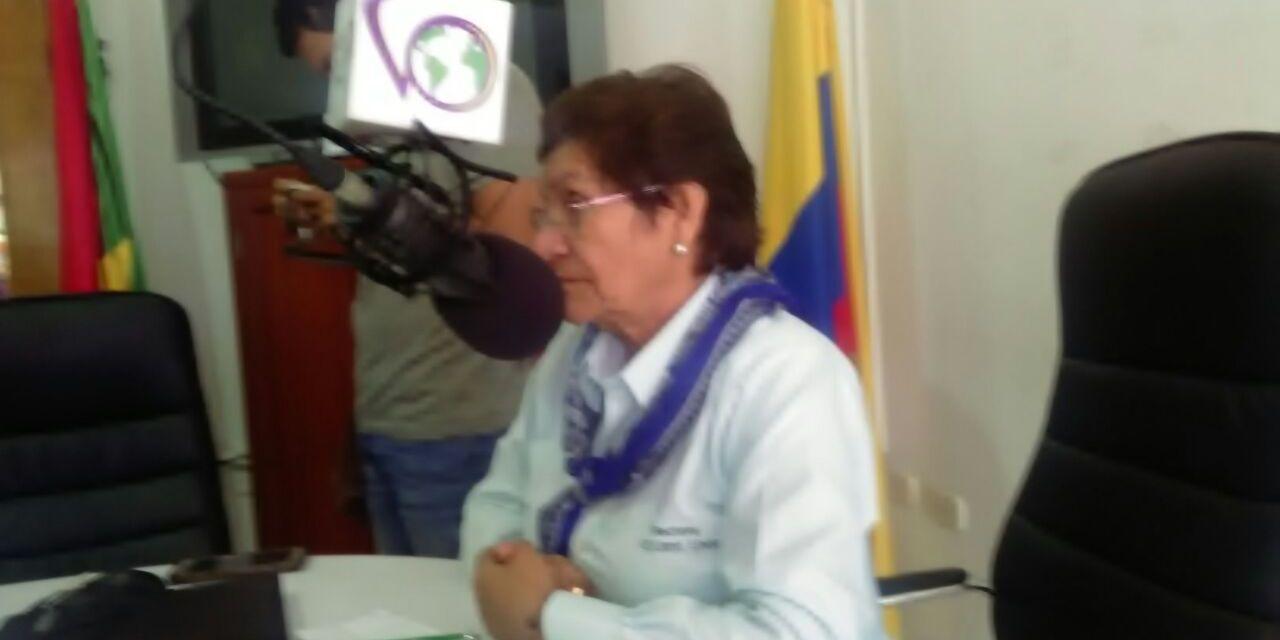 #EnAudio Ejercito apoyará construcción de salones en IE de Llano Lindo.