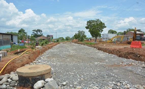 Bosques de San Martín tendrá saneamiento básico en septiembre.