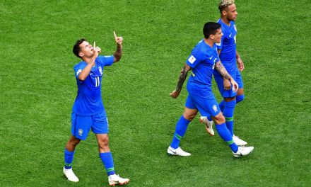 Brasil redime al fútbol sudamericano en Rusia 2018