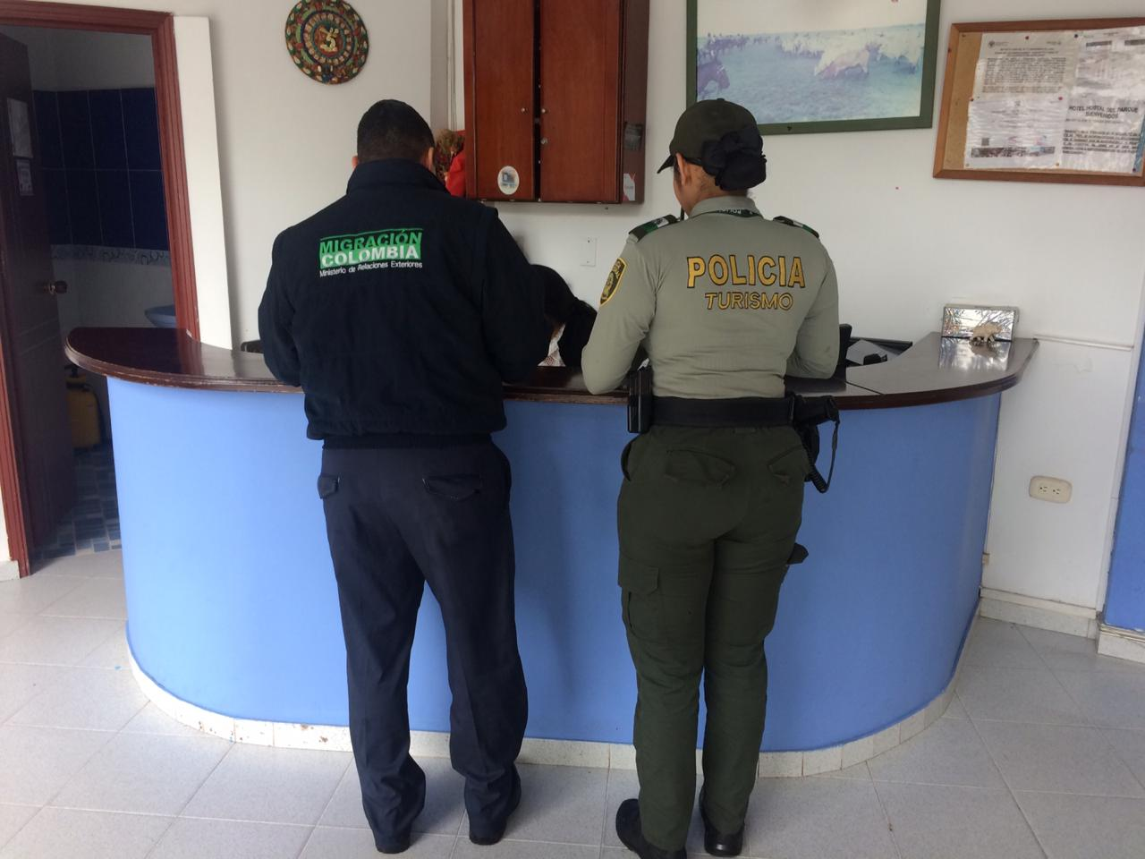 Actuemos todos contra la  ESCNNA verificación y control con migración Colombia