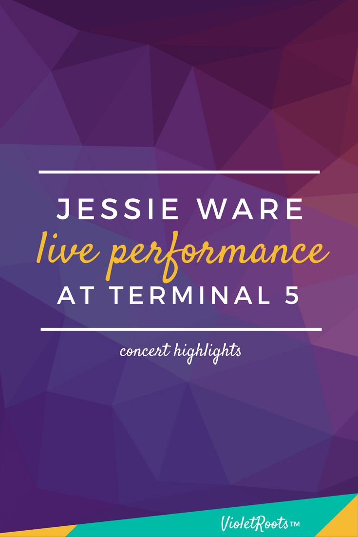 Jessie Ware Concert Review - Jessie Ware performed at Terminal 5 in NYC! Get highlights from her April performance and see if her live performance holds up to her soulful recordings.