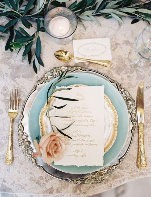 Weddings: A Killer Tablescape 2