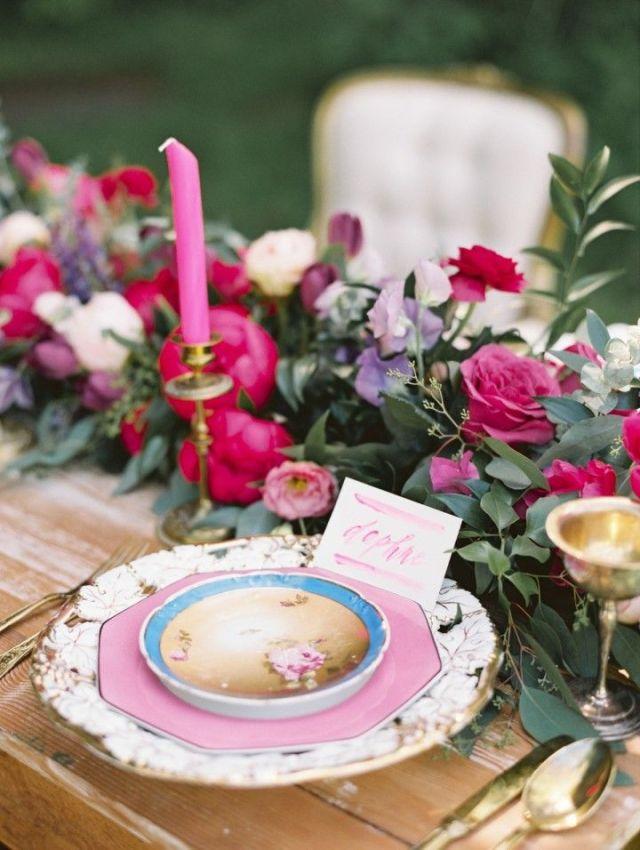 Weddings: A Killer Tablescape 4