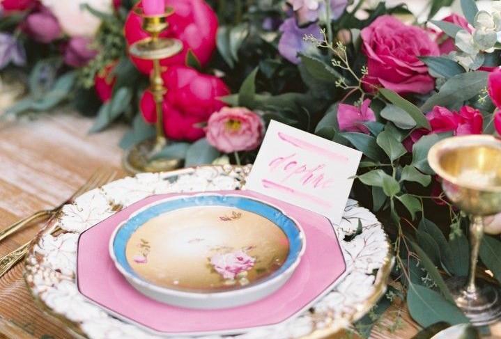 Weddings: A Killer Tablescape 6