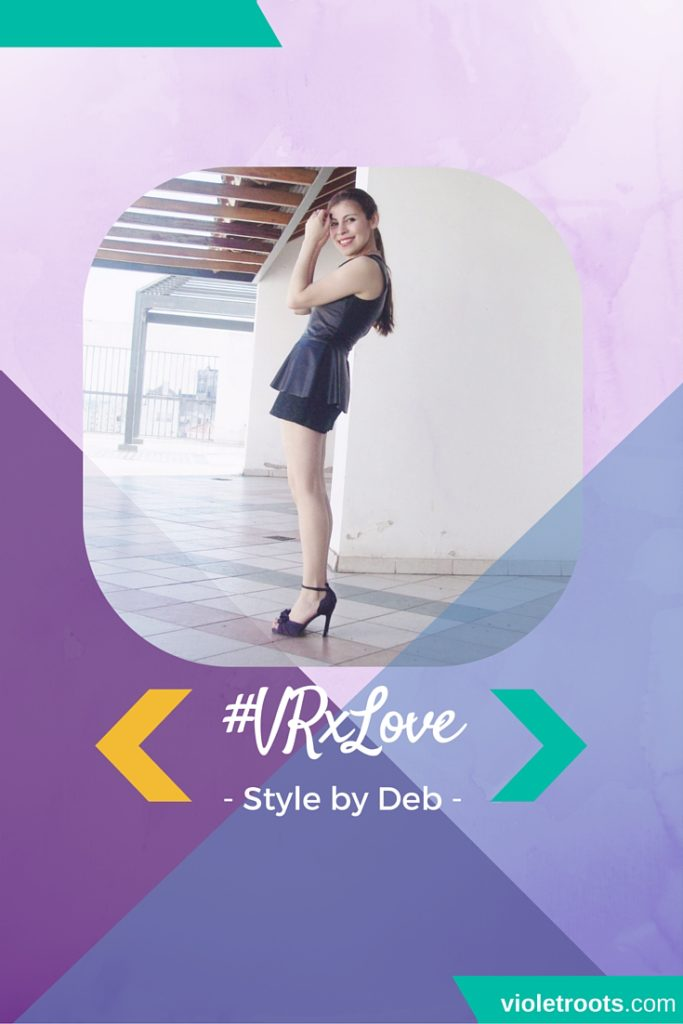 #VRxLove: Meet Style by Deb and see the lovely blogger featured in this monthly segment. Click through the image to see more!