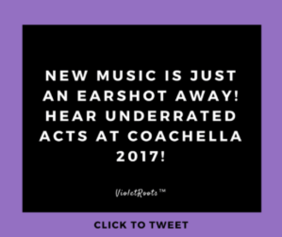 10 Must See Emerging Acts at Coachella 2017 - 10 Must See Emerging Acts at Coachella 2017 - Headed to the desert to attend Coachella 2017? Check out these 10 must-see emerging acts from Coachella (+ bonuses) and add them to your festival lineup!