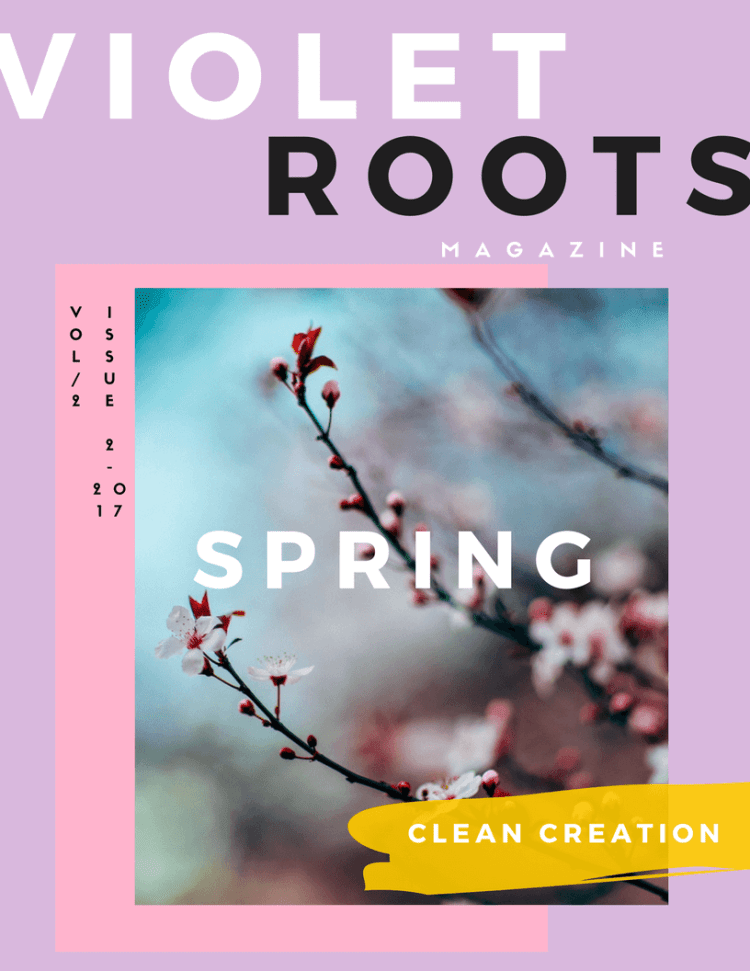 Violet Roots Magazine Archive - Read back issues and all future quarterly additions to the Violet Roots magazine archive. Get a dose of intention in mind and inspiration at heart!