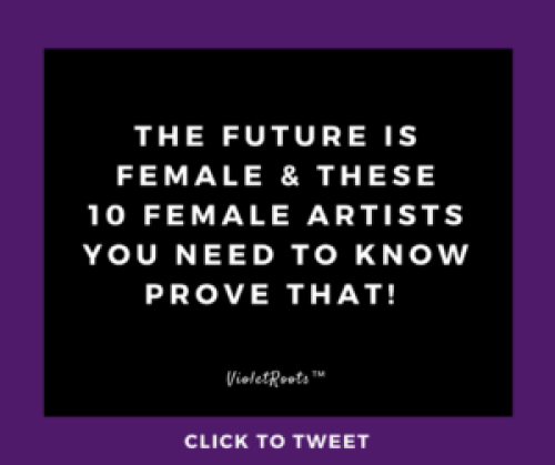 10 Female Artists You Need to Know in 2017 - The future is female & these 10 female artists you need to know prove that! Listen to tracks by rising talent and buzzworthy musicians on the verge!