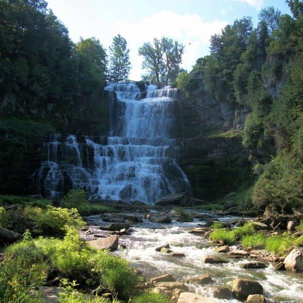 Chittenango Falls, New York