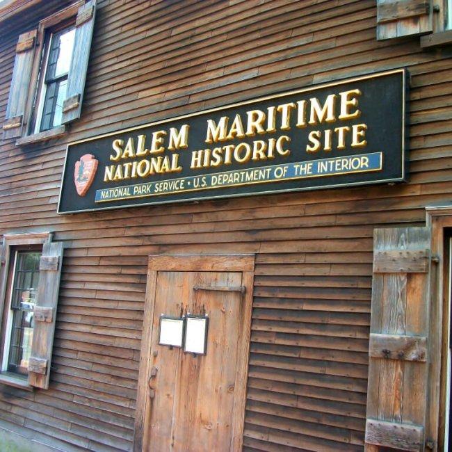 Salem Maritime Museum, Salem, Massachusetts