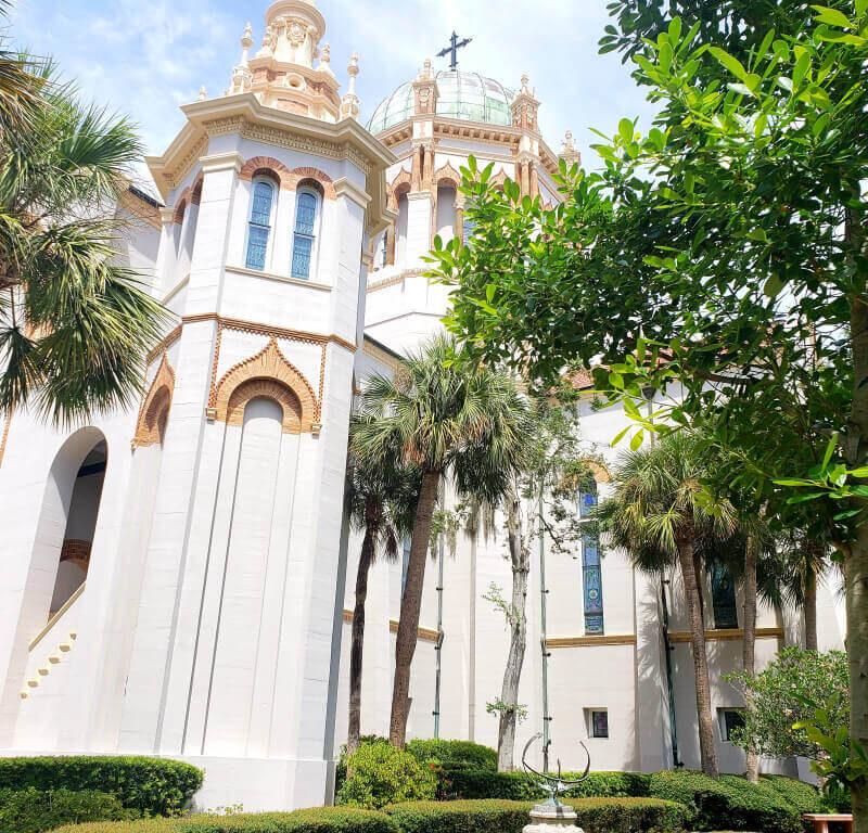 Flagler's Memorial Presbyterian Church St. Augustine, Florida