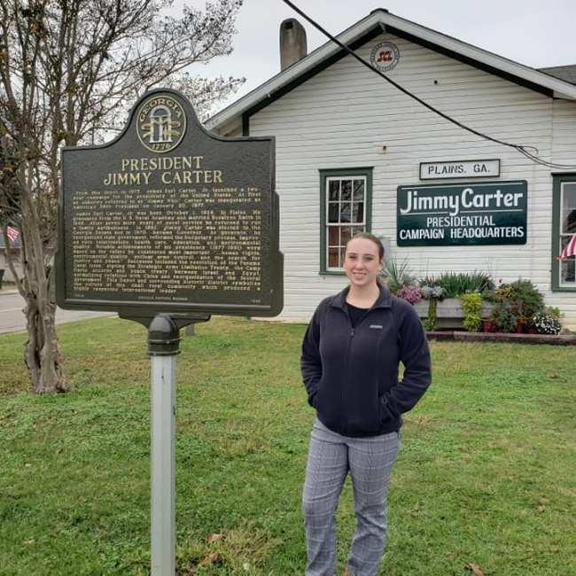 Jimmy Carter Campaign Headquarters, Plains, Georgia