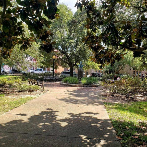 Plaza Ferdinand VII, Pensacola, Florida