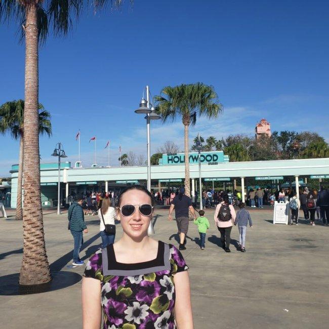 Violet Sky at Disney Hollywood Studios, Lake Buena Vista, Florida
