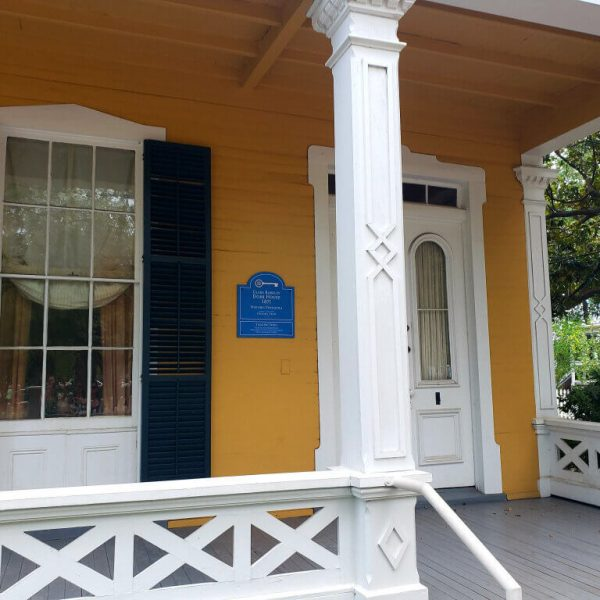 Clara Barkley Dorr House, Pensacola, Florida