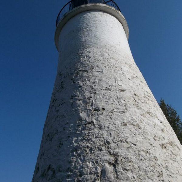 Old Presque Isle Lighthouse, Michigan
