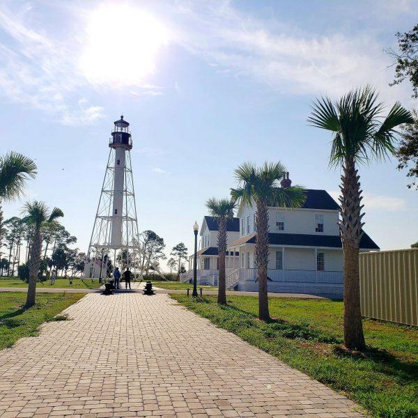 Cape San Blas Lighthouse, Port St. Joe, Florida