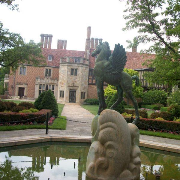 Meadow Brook Hall, Rochester Hills, Michigan
