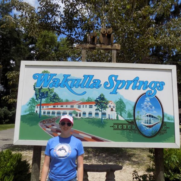 Violet Sky at Wakulla Springs State Park, Florida