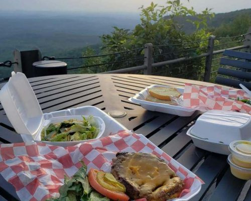 Vista Cliffside Restaurant, Cheaha State Park, Alabama