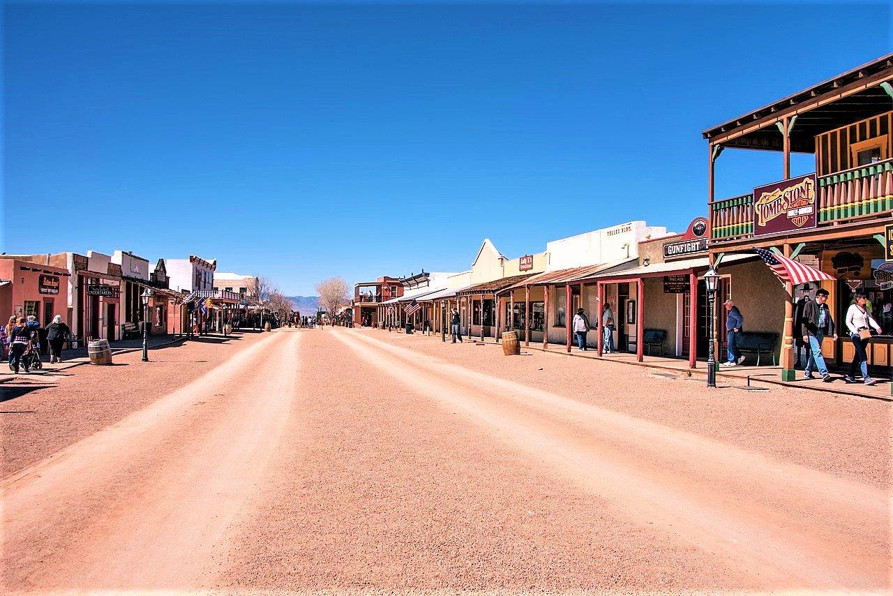 Tombstone, Arizona (Photo Credit: Wikipedia)
