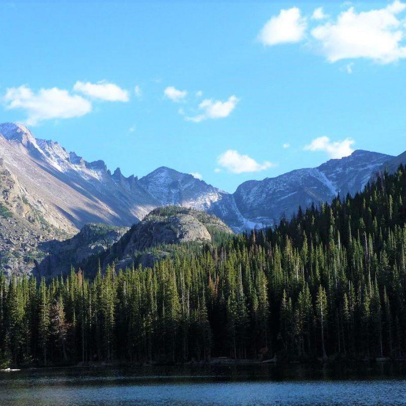 Rocky Mountain National Park, Colorado (Photo Credit: Wikipedia)
