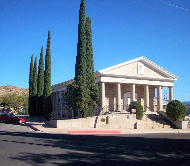 Saint John's Methodist Episcopal Church, Kingman, Arizona (Photo Credit: Wikipedia)