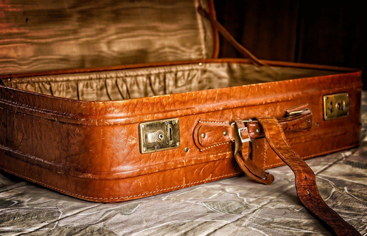 Luggage (Photo Credit; Pixabay)
