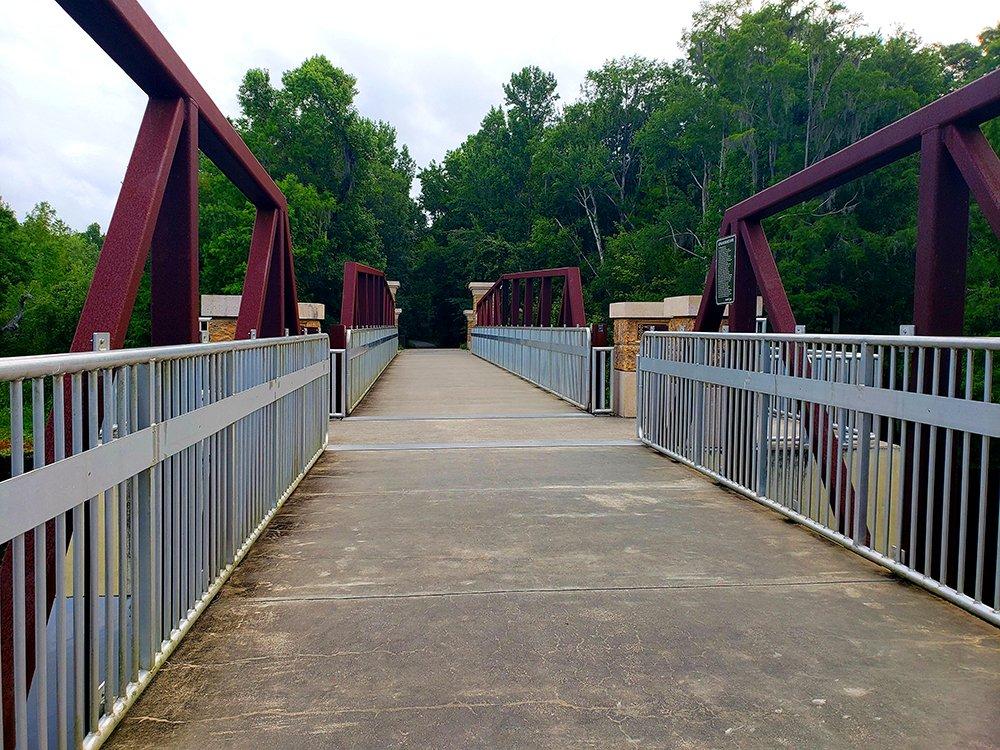 Blue Run Trail, Dunnellon, Florida (Photo Credit: Violet Sky)