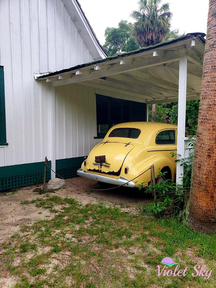 Marjorie Kinnan Rawlings Historic State Park, Hawthorne, Florida (Photo Credit: Violet Sky)