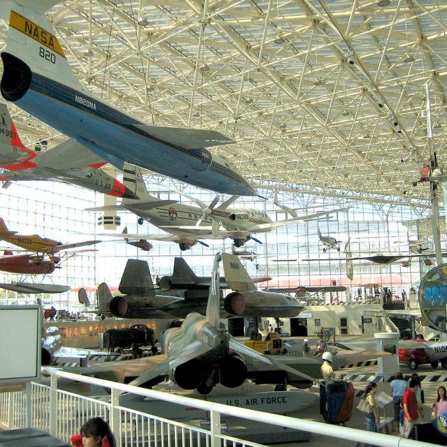 Museum of Flight, Seattle, Washington (Photo Credit: Wikipedia)
