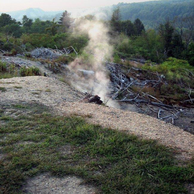 Centralia, Pennsylvania (Photo Credit: Wikipedia)