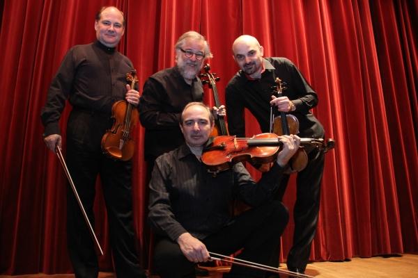 Quarteto de Cordas_foto Denise Andrade