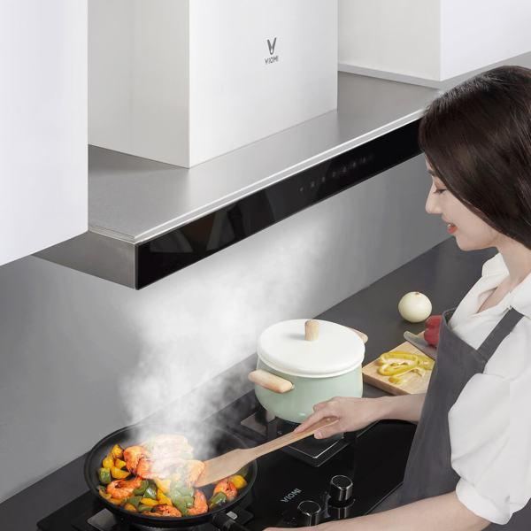 Bộ Hút khói Bếp kết nối thông minh Viomi
