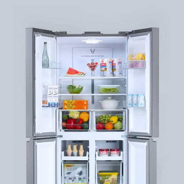 Tủ Lạnh Viomi Internet Cross 4 cánh 415L